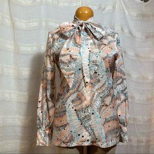 Vintage 70's button down shirt